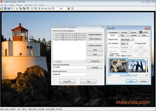 IrfanView Plugins 4 52 - Download for PC Free
