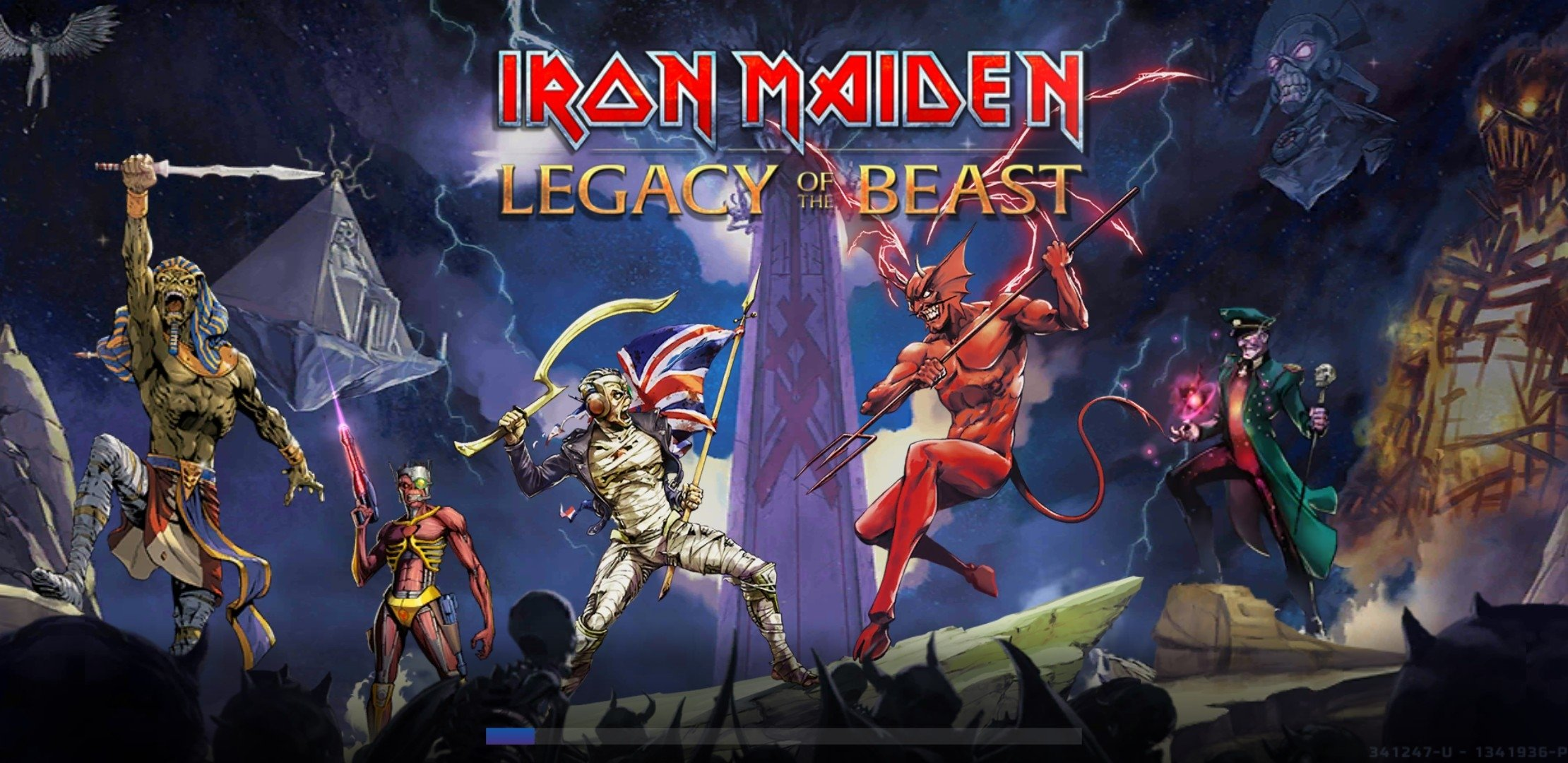 Iron Maiden: Legacy of the Beast 324677 - Download for