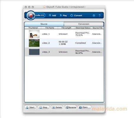 iSkysoft iTube Studio 6 1 0 4 - Download for Mac Free