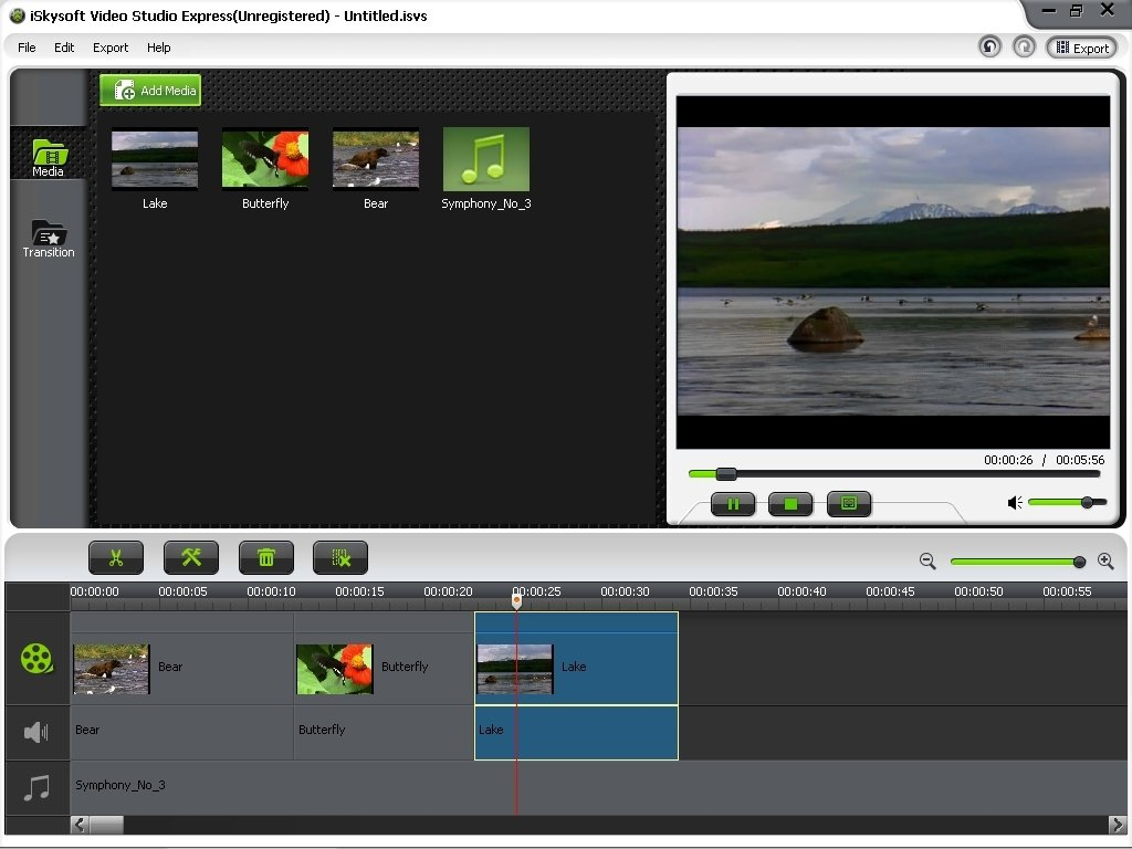 iSkysoft Video Studio image 7