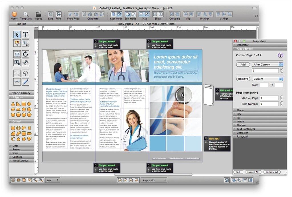 iStudio Publisher Mac image 5