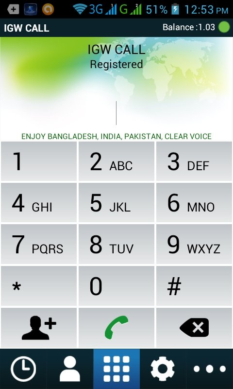 iTel Mobile Dialer Express 3 9 0 - Download for Android APK Free