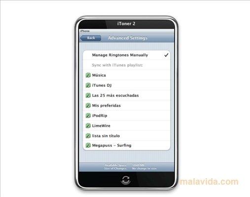 iToner Mac image 3