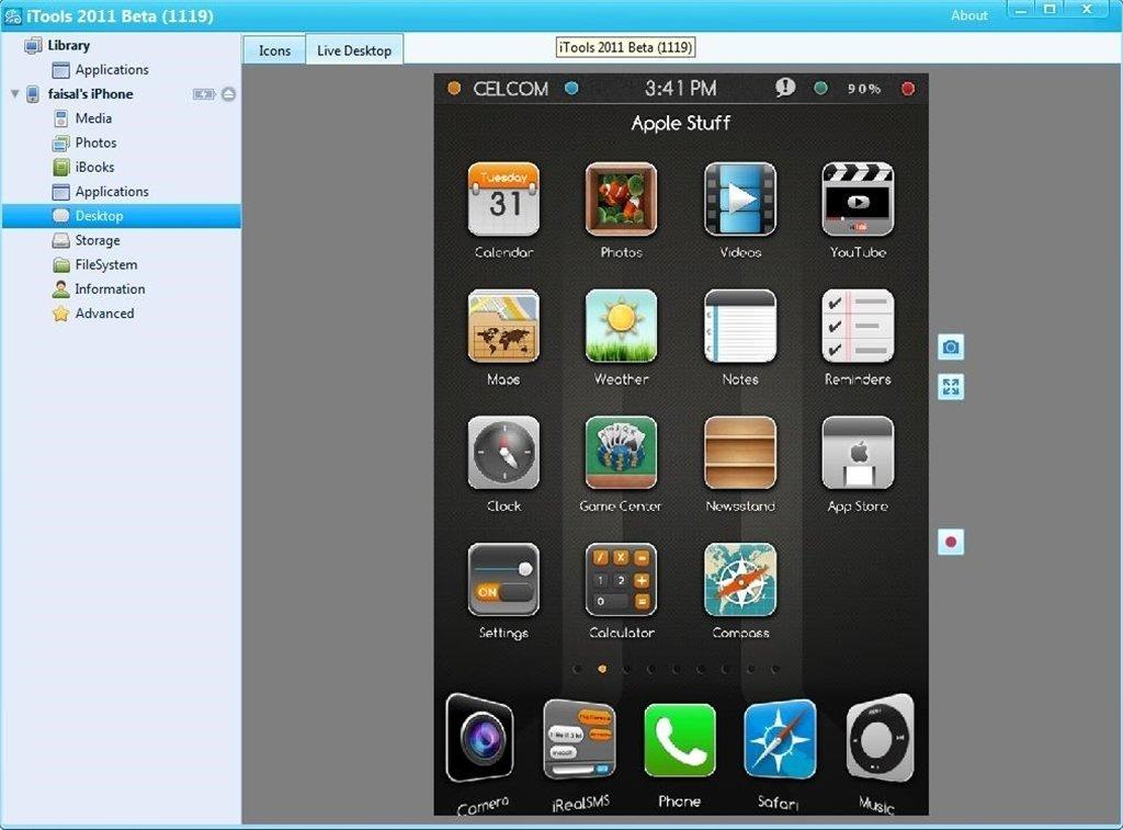 iTools 2015 3206 скачать бесплатно АйТулс для iOS 8