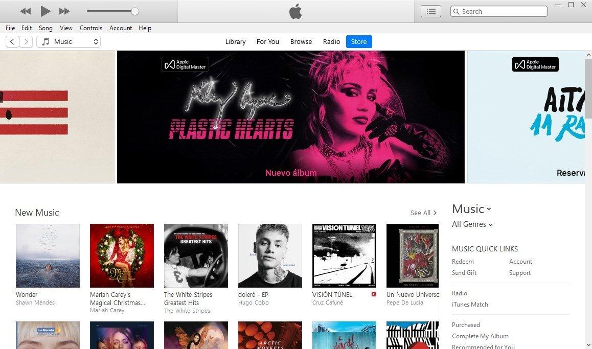 iTunes image 8