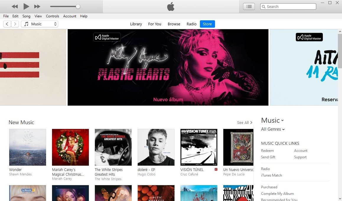 iTunes 32 bits image 8