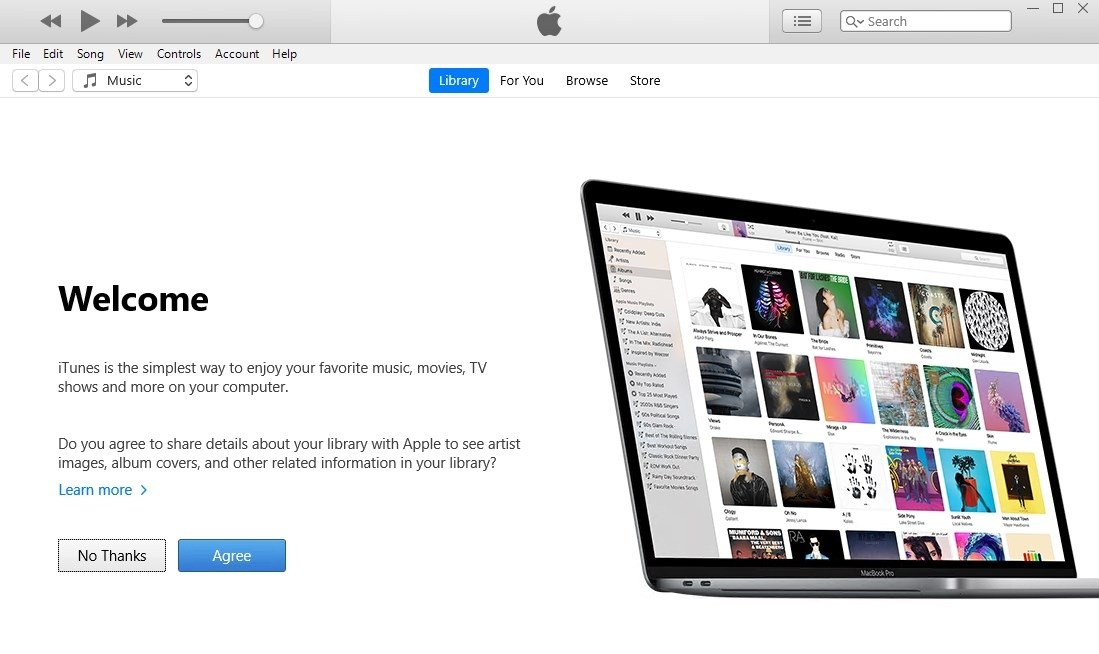 iTunes 32 bits 12 9 6 3 - Download for PC Free