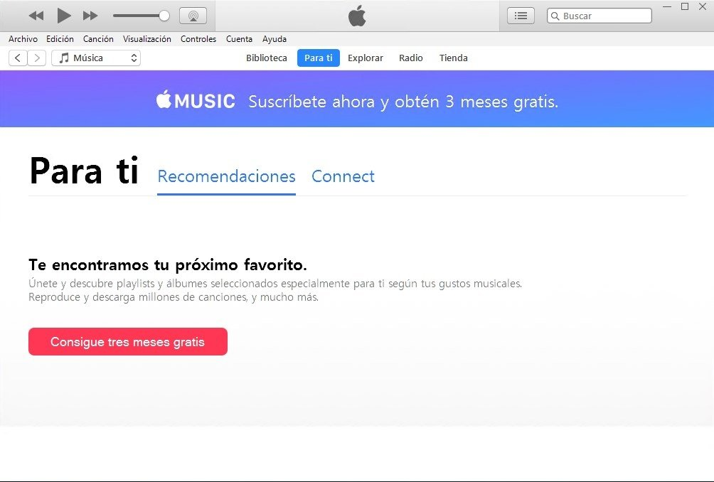 descargar itunes gratis para windows 8.1 32 bits español
