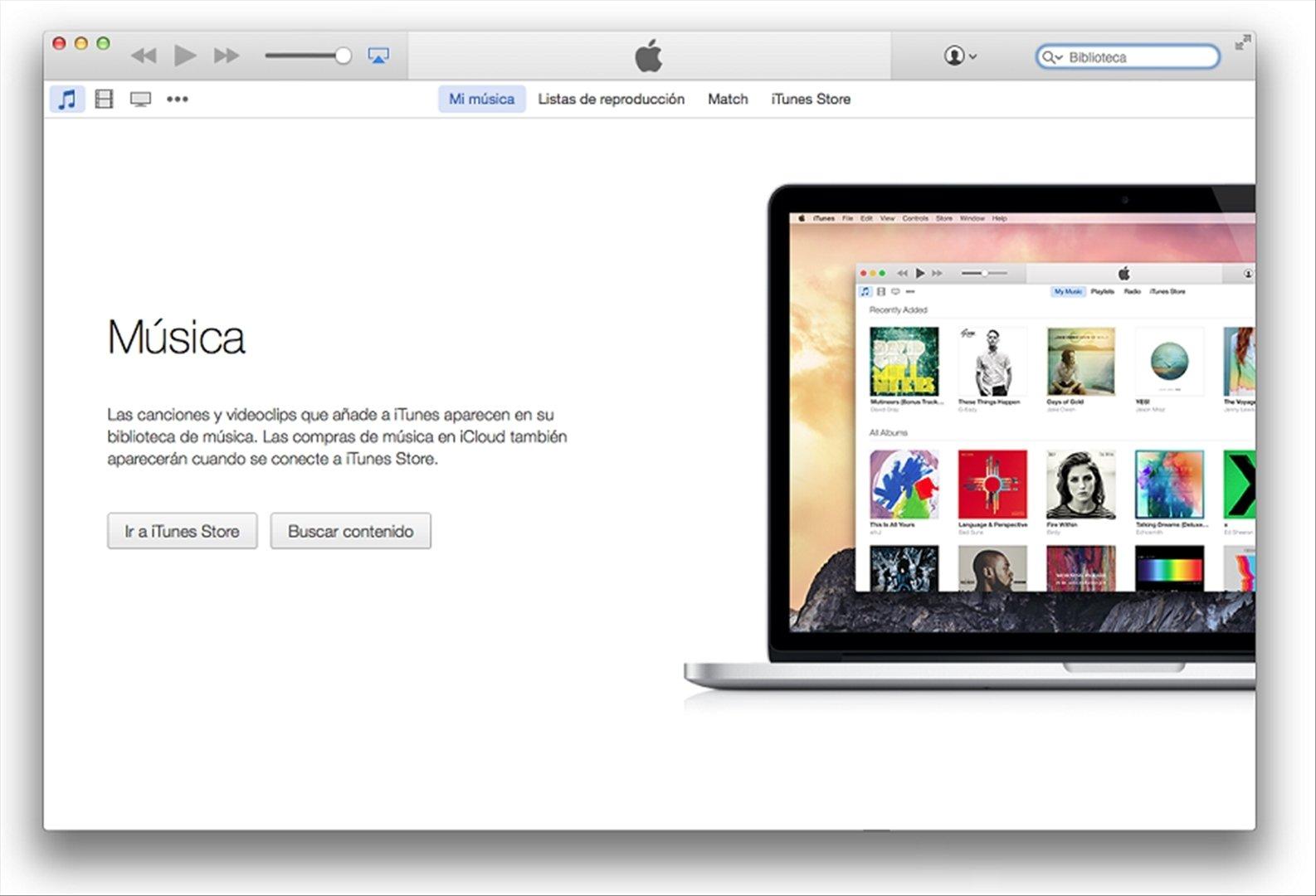 iTunes Mac image 6