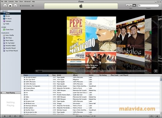 itunes. Images iTunes Portable 7.11