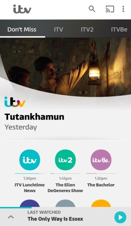ITV Hub 7 9 0 - Download for Android APK Free