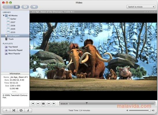 iVideo Mac image 4