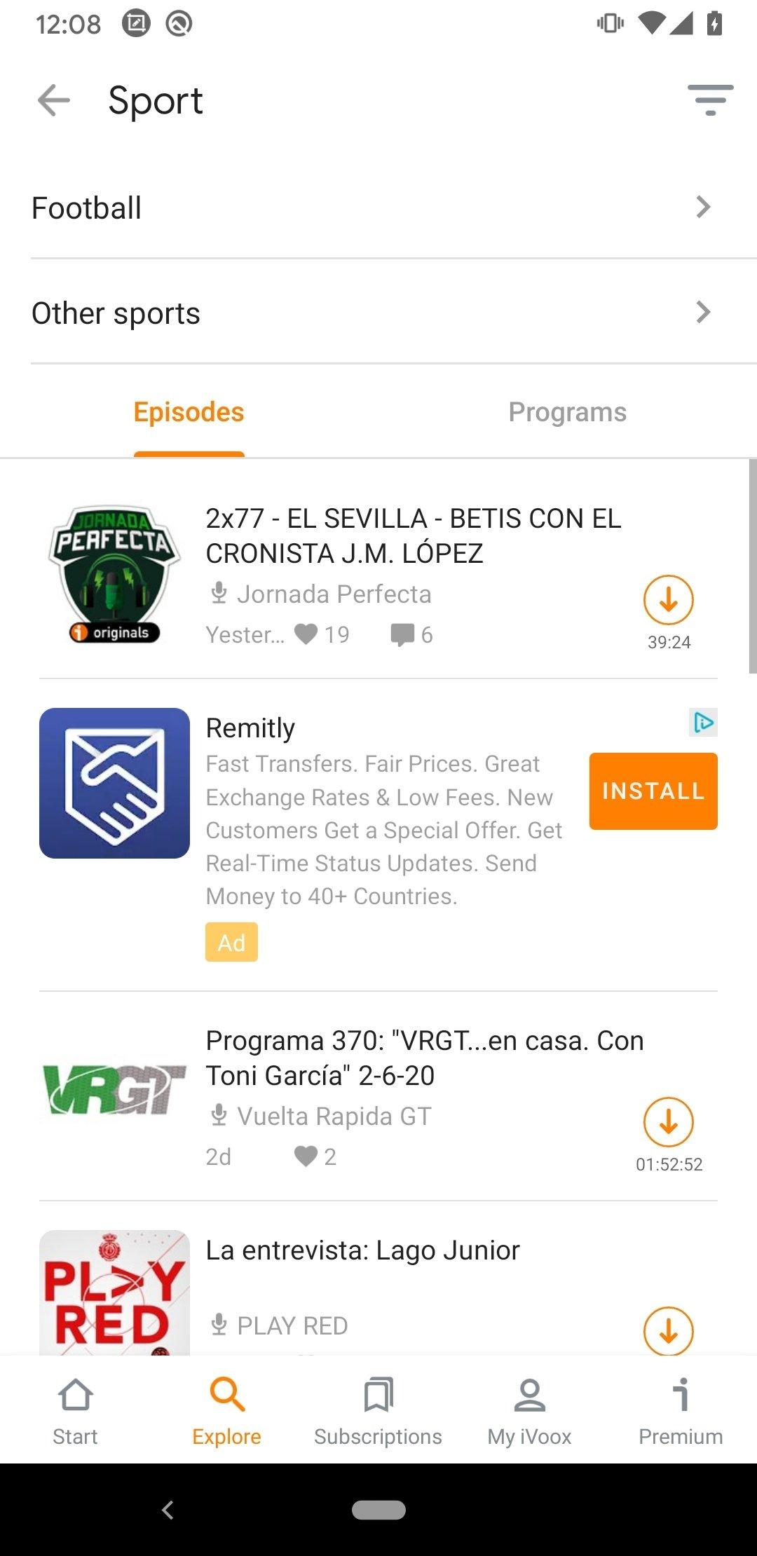Postcast Cuarto Milenio | Baixar Radio E Podcast Ivoox 2 17 Android Gratis Em Portugues
