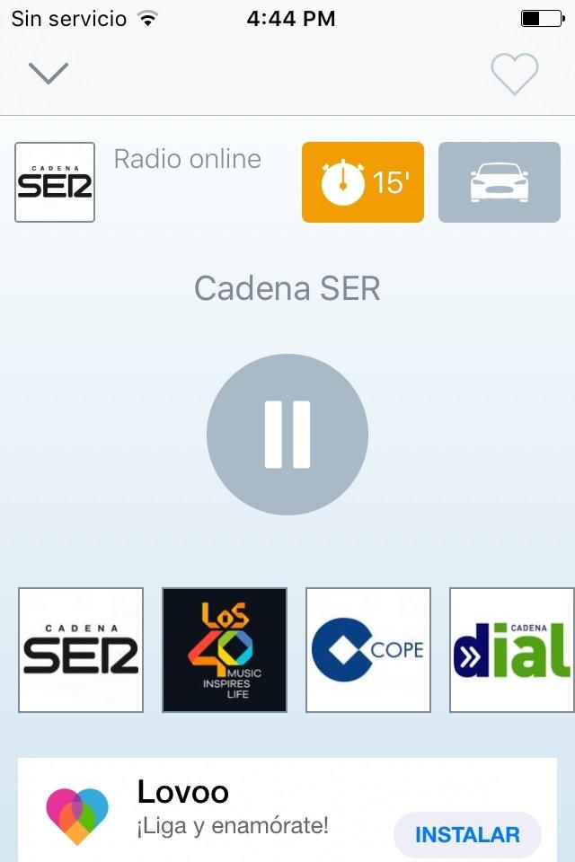 iVoox Radio & Podcast 3.22.16 - Download für iPhone Kostenlos