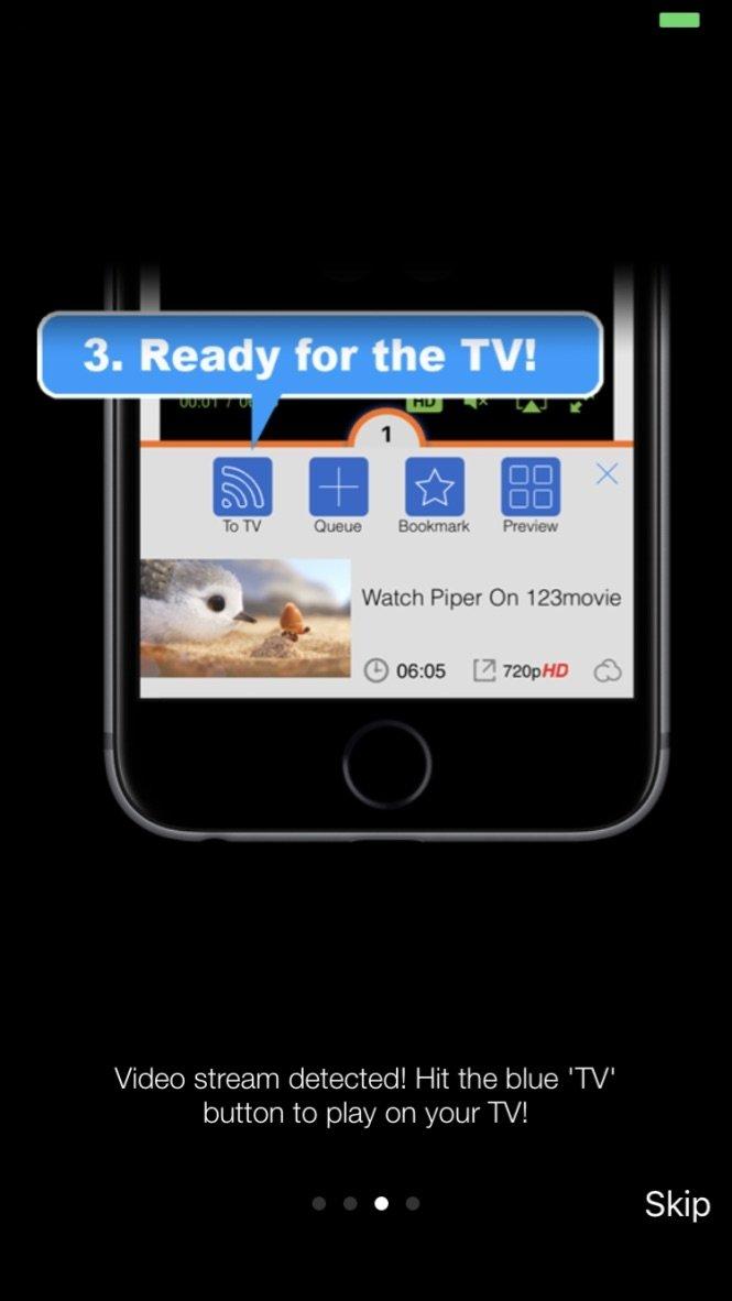 iWebTV: Cast to TV for Chromecast Roku Fire TV - Download