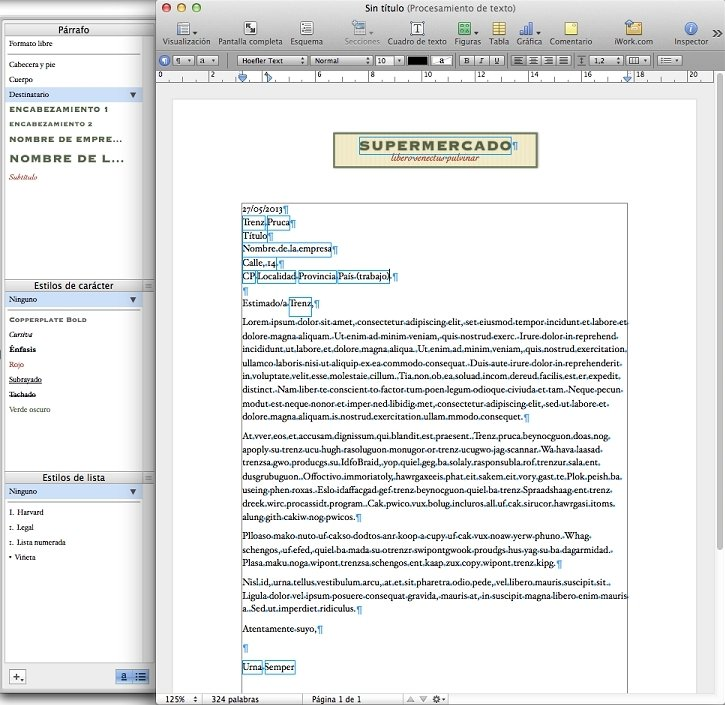 iWork 09 9 0 3 - Download for Mac Free