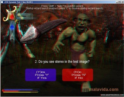 free download iz3d driver full