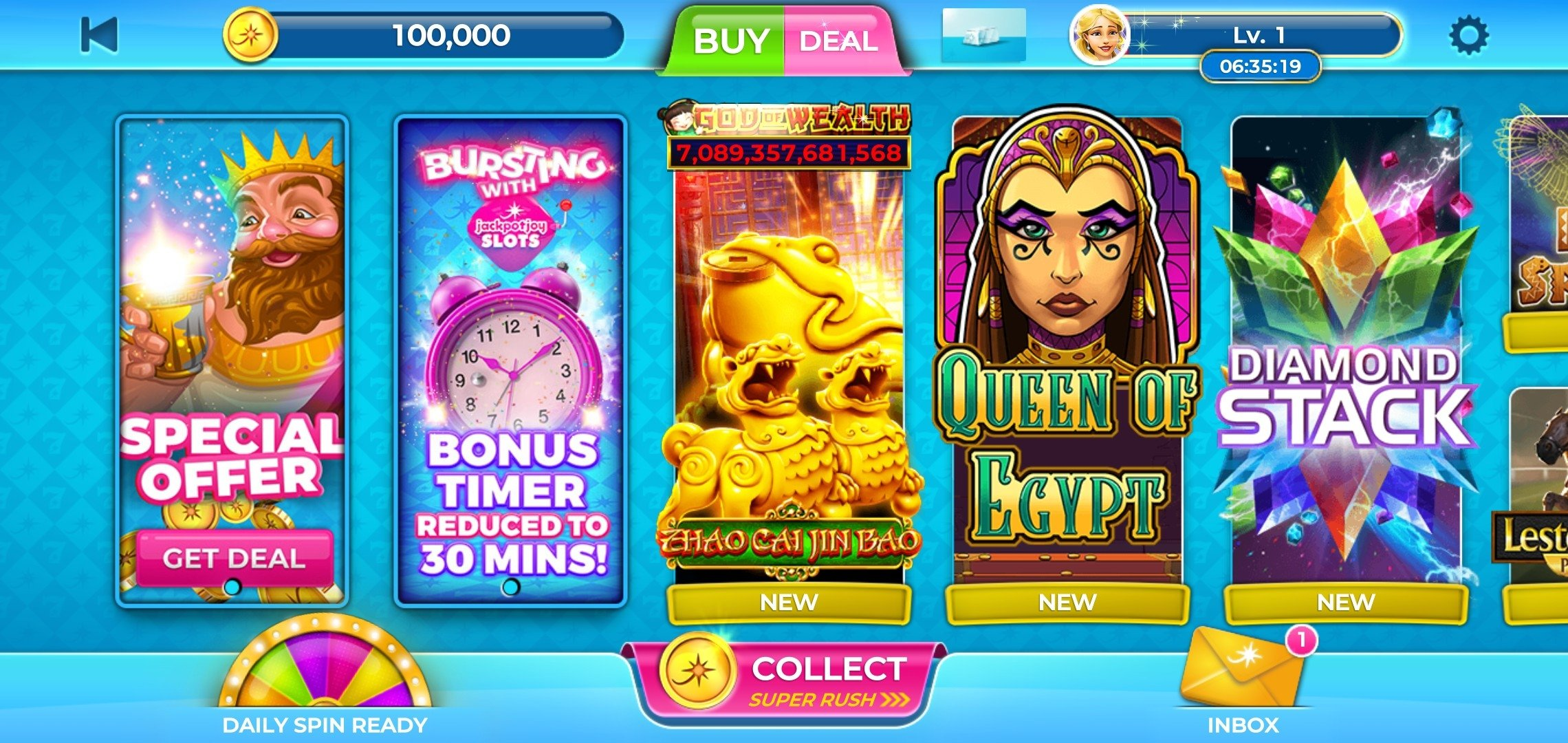 Jackpotjoy Slots 19.0.0000 - Download for Android APK Free