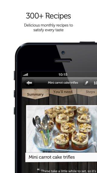 Jamie Oliver's Recipes iPhone image 5