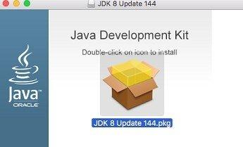 java development kit mac os x download