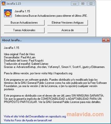 JavaRa 2.6