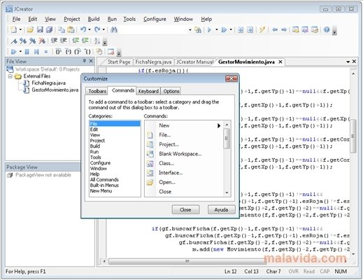 Jcreator pro 5. 10. 002 download for pc free.