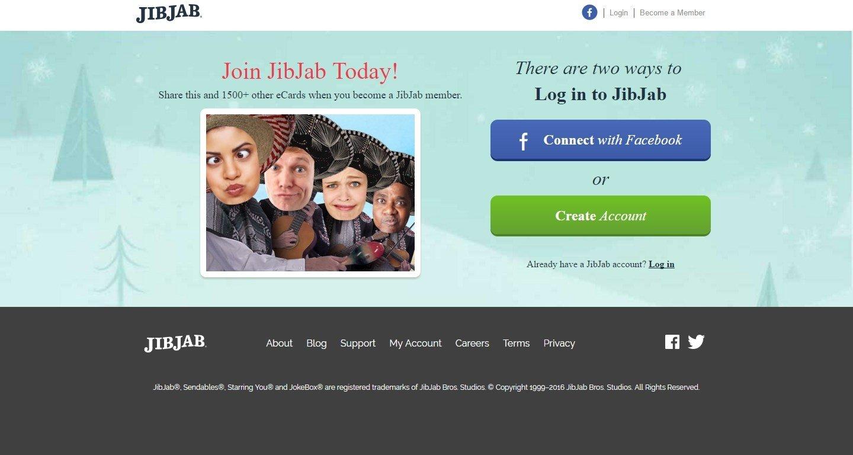 jibjab gratis