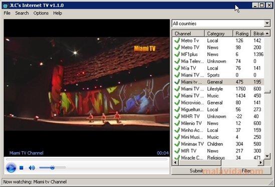 JLC INTERNET TV 1.2.1