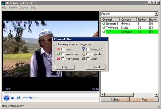 jlc internet tv 1.1.0