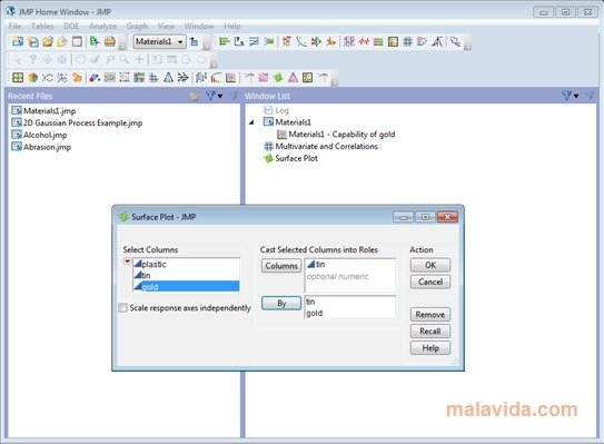 JMP 14 3 - Download for PC Free
