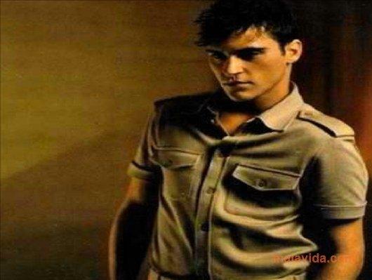 Joaquin Phoenix Screensaver