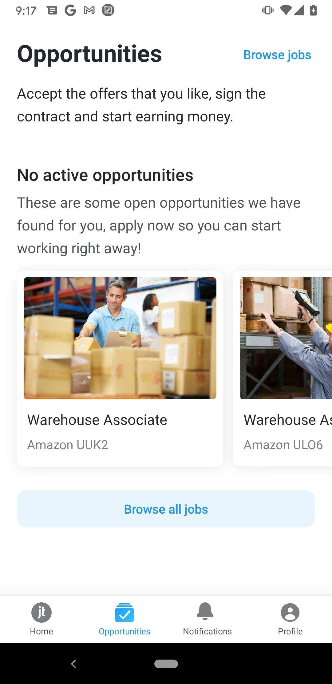 jobandtalent Android image 4