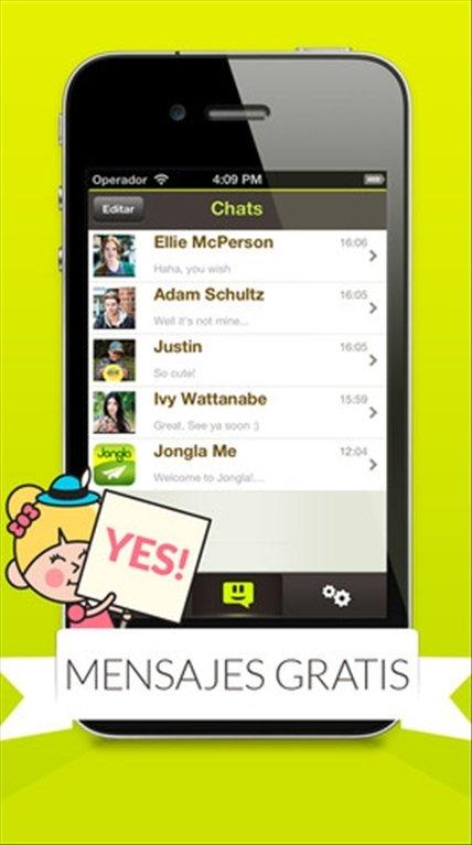 Jongla iPhone image 4
