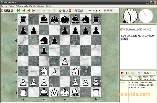 jose Chess 1 4 4 - Download for PC Free