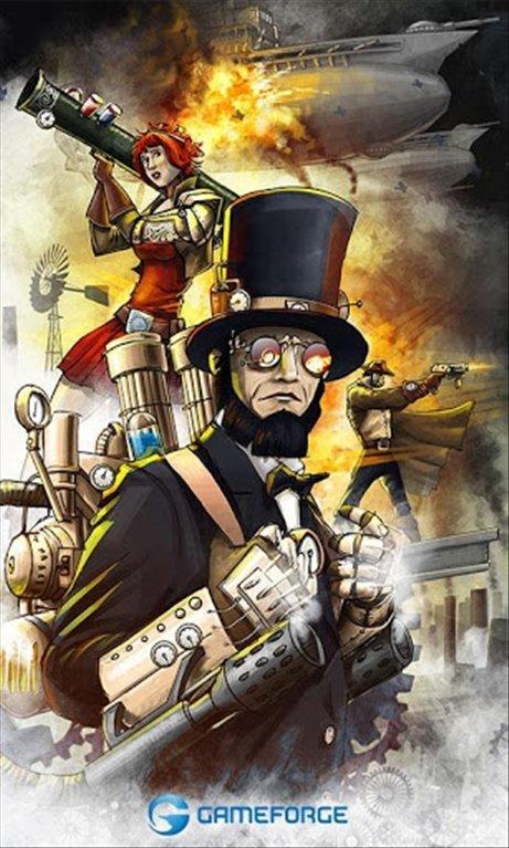 Jeu de steampunk Android image 5