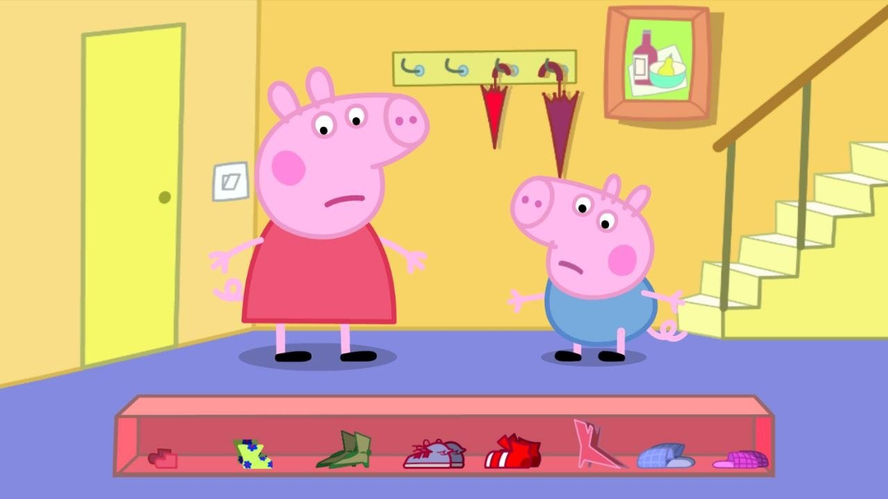 Baby games with Peppa 1 0 5 - Download for Android APK Free