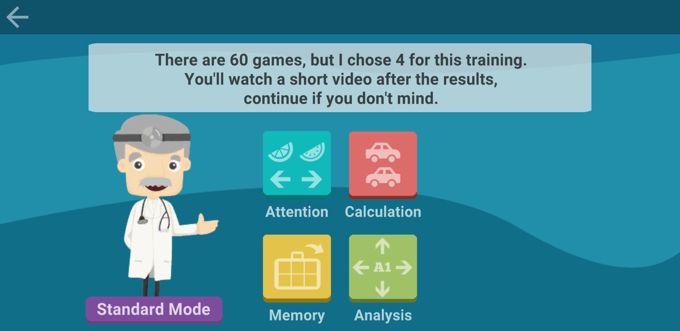 Brain Games: Mental Training 1 55 8 - Download for Android
