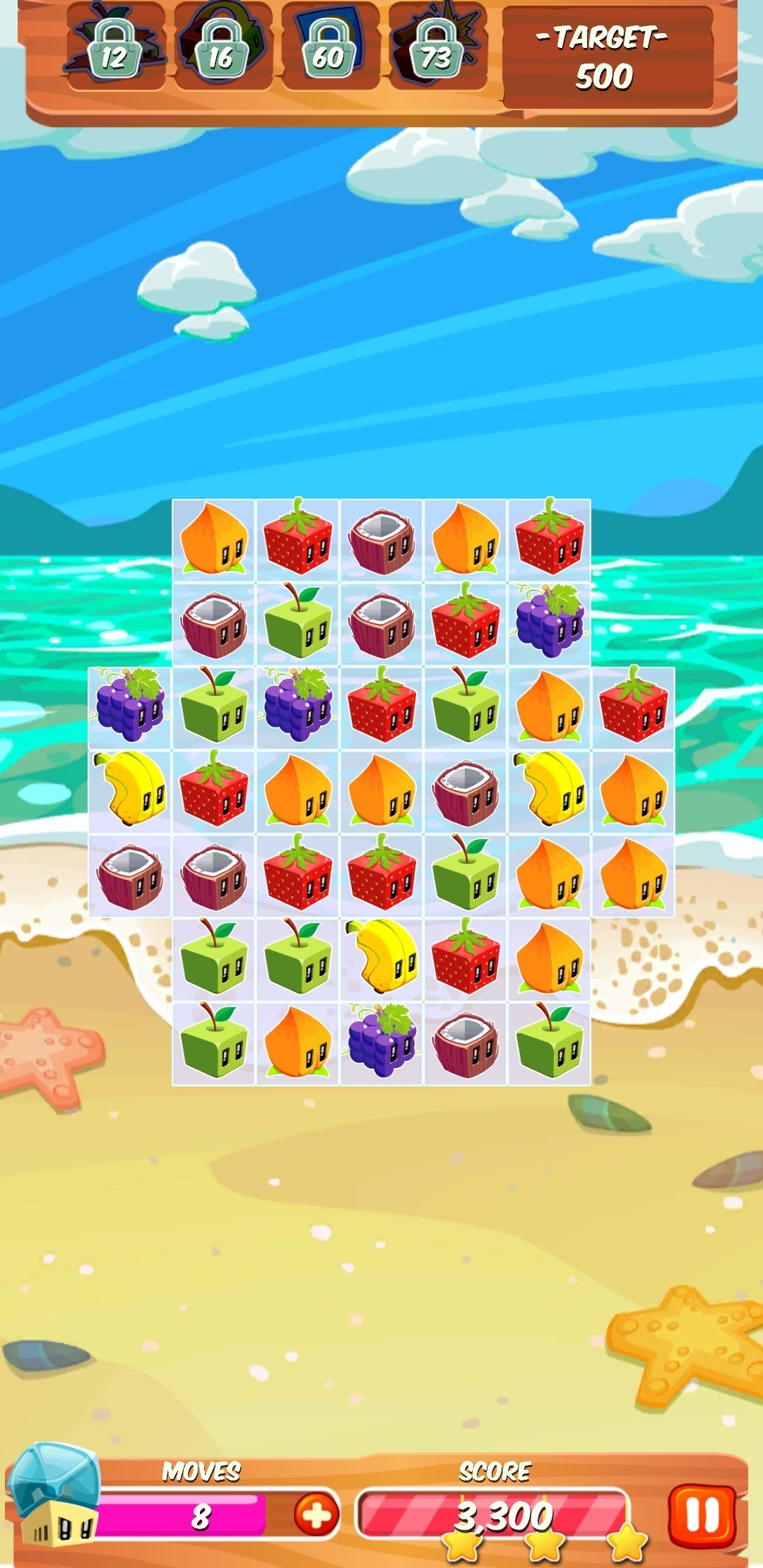 Juice Cubes Android image 5
