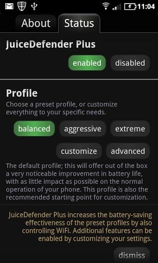 JuiceDefender Android image 5