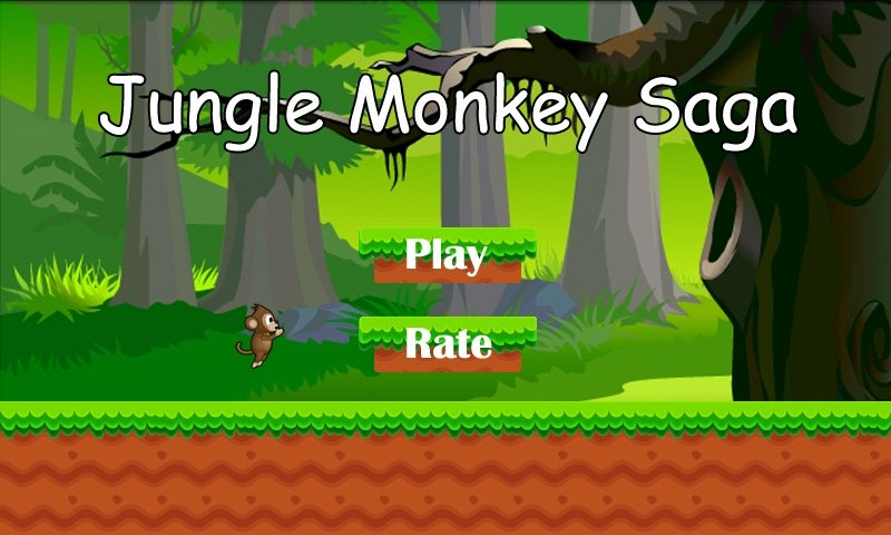 Jungle Monkey Saga Android image 6