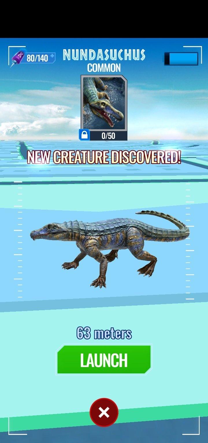 Jurassic World Alive 1...
