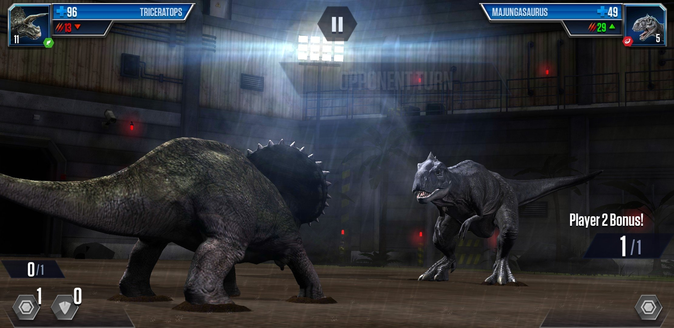 Jurassic World: le jeu Android image 5