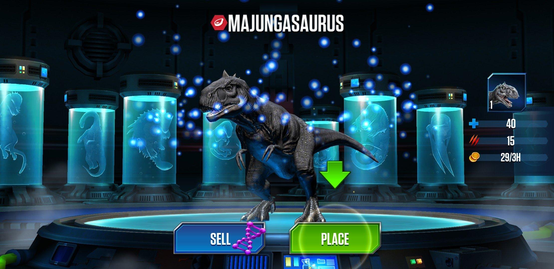 Jurassic world le jeu t l charger pour android apk gratuitement - Telecharger jurassic park 4 ...