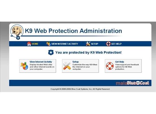 K9 WEB GRATUIT TÉLÉCHARGER PROTECTION FRANÇAIS