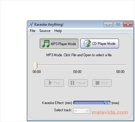 Karaoke Anything! 1.0