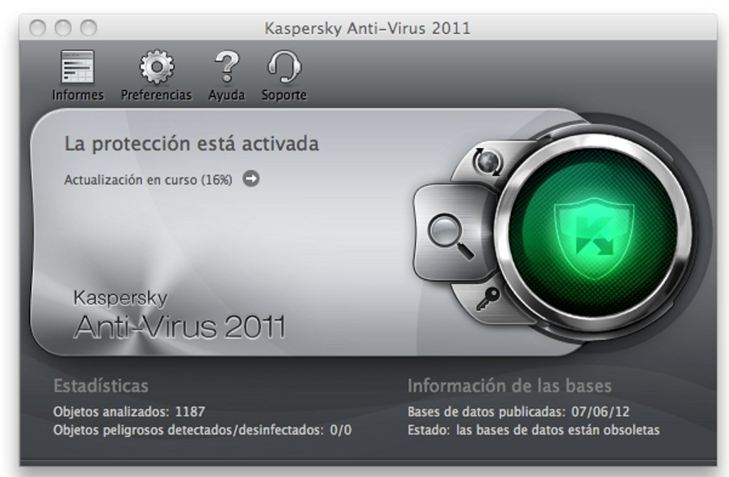 Kaspersky Anti-Virus Mac image 4
