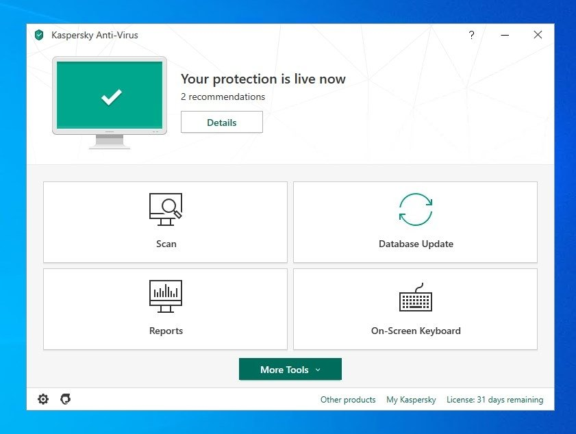 Kaspersky Anti-Virus image 6