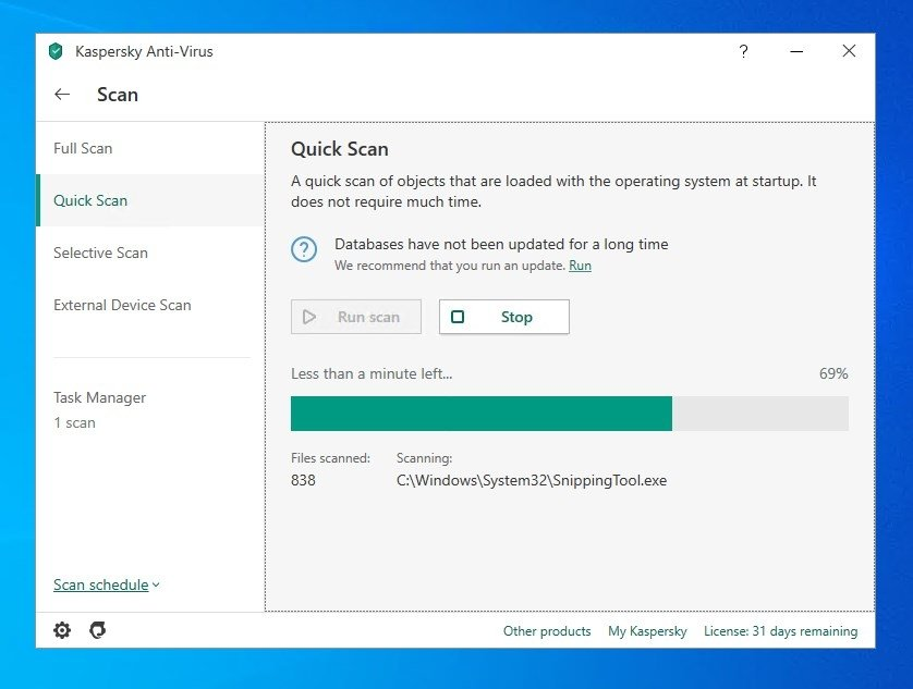 best antivirus software for pc free download