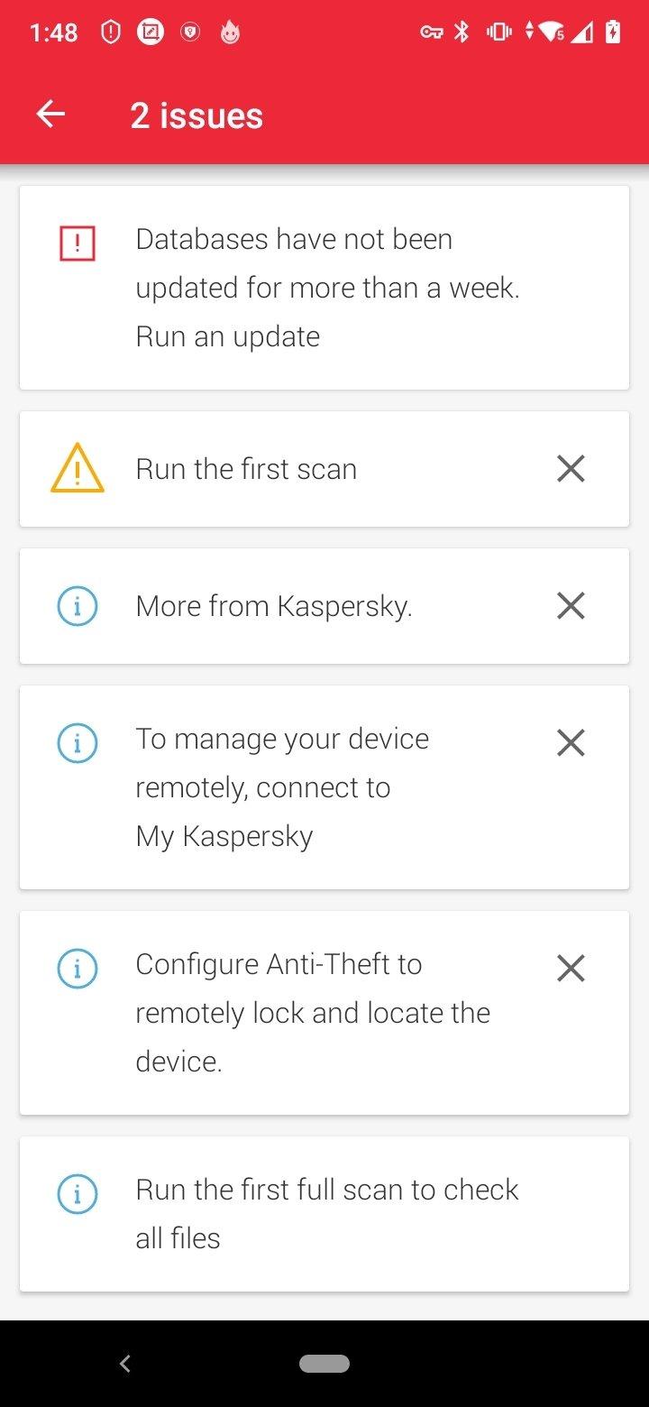 Kaspersky Mobile Antivirus 11 26 4 2179 - Download for