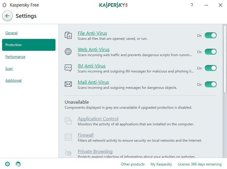 free kaspersky antivirus for pc windows 7